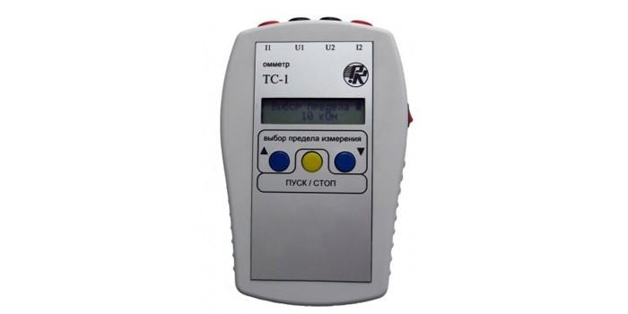 Microhmmeters