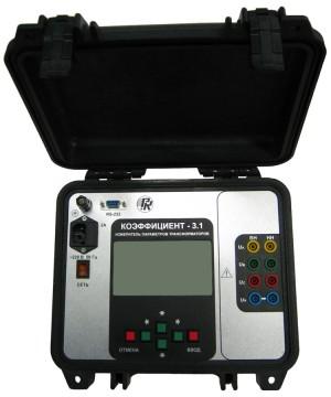 Transformer parameters meter «Коэффициент-3.1»